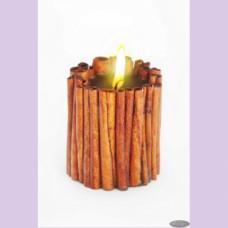 Свеча-эко    MAGIC LOVE   ручной работы TM Aromatte