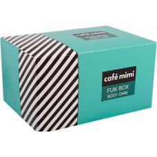 Подарочный набор  Fun Box Body care   Cafe mimi