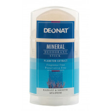 Дезодорант-стик минеральный   PLANTON EXTRACT   плоский   100g DeoNat