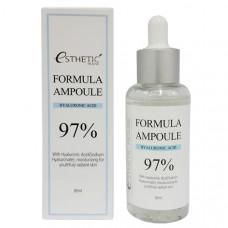 Сыворотка для лица ГИАЛУРОНОВАЯ КИСЛОТА   Formula Ampoule Hyaluronic Acid   Esthetic House