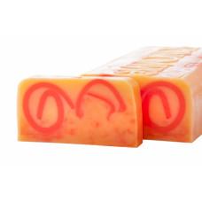 Мыло ручной работы  ЗОЛОТОЙ ПЕСОК  апельсин, антисептическое действие, успокаивает, дарит свежесть  100g Savonry