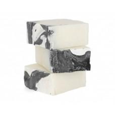 Натуральное мыло ручной работы  СОЛЯНОЕ  упругость и тонус кожи, от дерматита, угревой сыпи, легкий скрабирующий эффект  100g СпивакЪ
